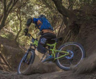 Mountain Bike skrenser